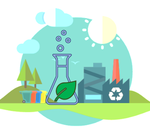 Low carbon technologies and sustainable chemistry
